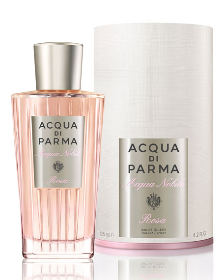 Acqua Nobile Rosa Eau de Toilette, 4.2 oz./ 124 mL