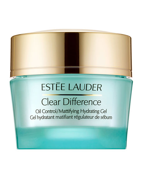 Clear Difference Oil Control/Mattifying Hydrating Gel, 1.7 oz.