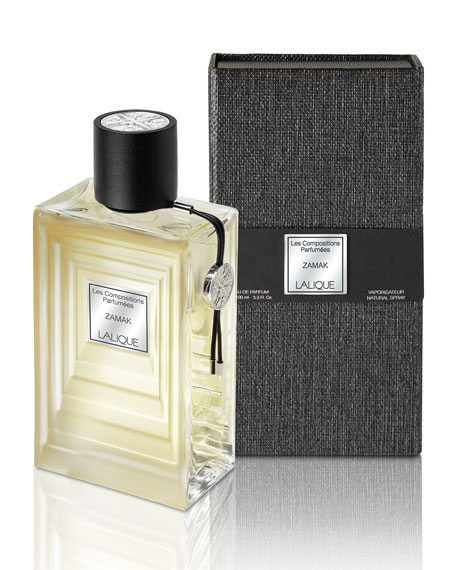 Lalique Les Compositions Parfumees Zamak, 3.4 oz./ 100 mL