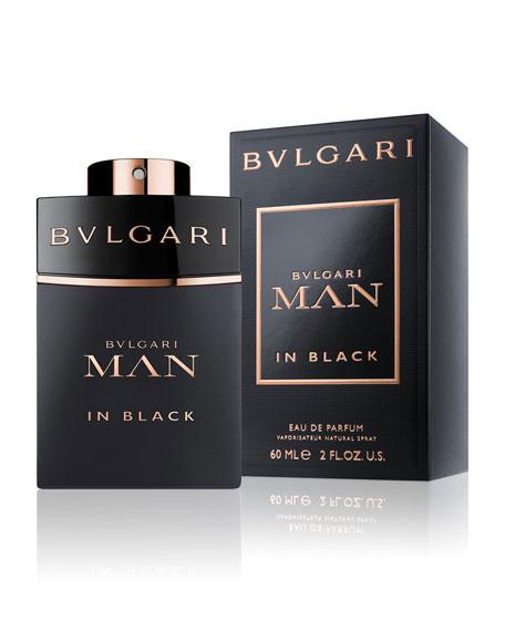 Bvlgari Man in Black Eau de Parfum, 2 oz.