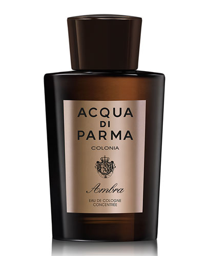 Colonia Ambra Cologne Concentrate, 3.4 oz.