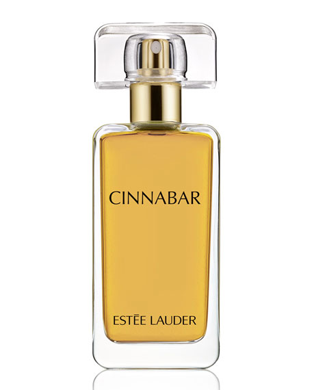 Estee Lauder Cinnabar Fragrance Spray, 1.7 oz./ 50