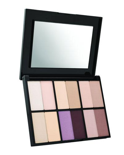 Nude U - Eyes, Cheeks and Brows Palette