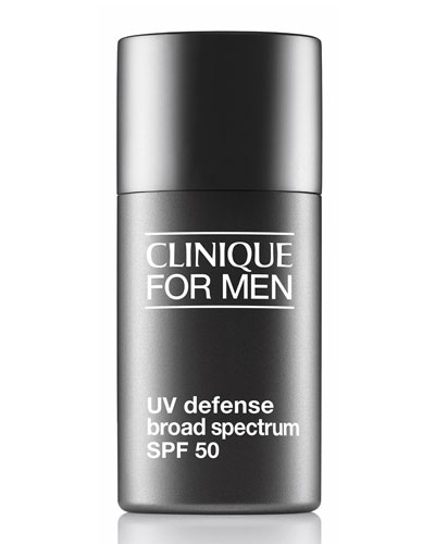 Clinique for Men UV Defense Broad Spectrum SPF 50, 1.0 oz.