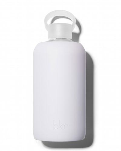 Glass Water Bottle, Boo, 1L