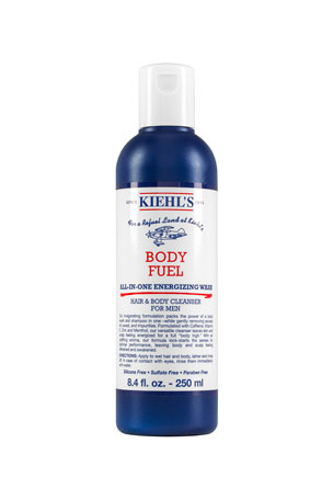 Kiehl's Since 1851 8.4 oz. Body Fuel All-In-One Energizing Wash for Hair and Body