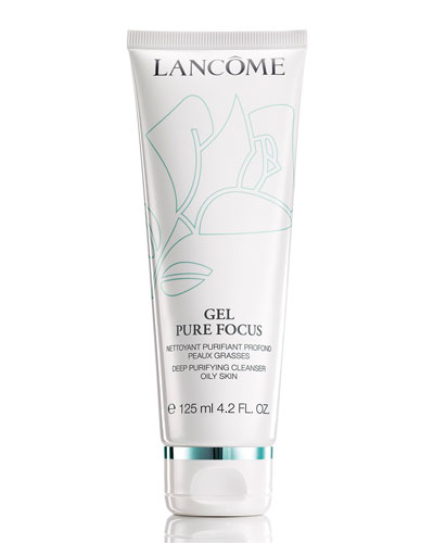 Gel Pure Focus Deep Purifying Cleanser Oily Skin, 4.2 oz.