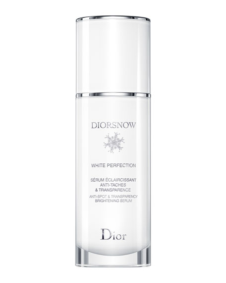 Diorsnow White Perfection Anti-spot & Transparency Brightening Serum, 50 mL