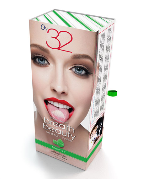 32 Oral Care Ev32 Spearmint 40 pack