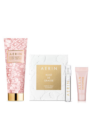 AERIN Yours with any $50 or more Aerin purchase—Online only*