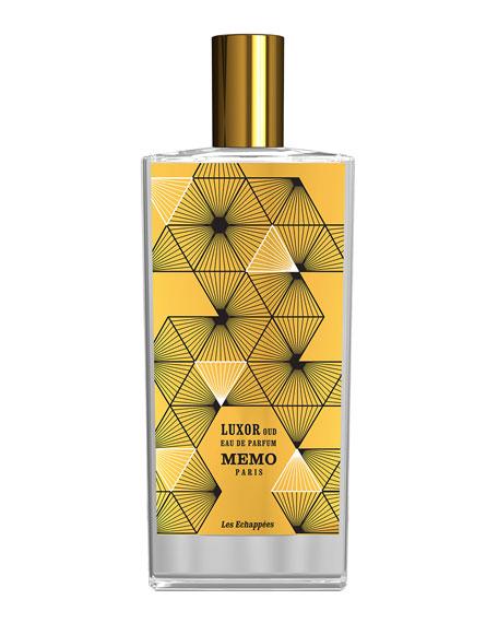 Memo Fragrances Luxor Oud Eau de Parfum Spray,