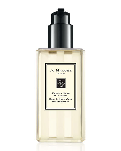 English Pear & Freesia Body & Hand Wash, 250ml