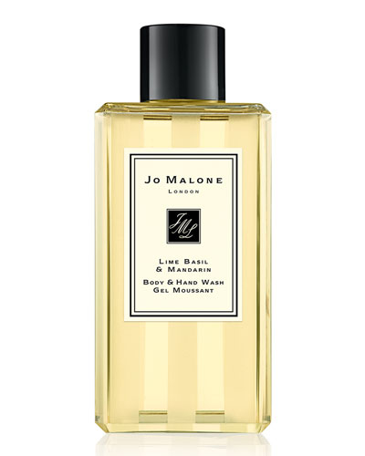 Lime Basil & Mandarin Body & Hand Wash, 100 mL