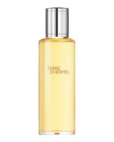 Terre d'Hermès Pure Perfume Refill, 4.2 oz.