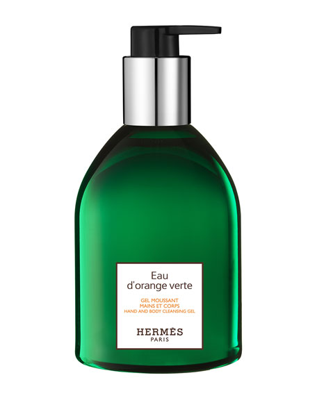 Eau d'orange verte Hand and Body Cleansing Gel, 10 oz.