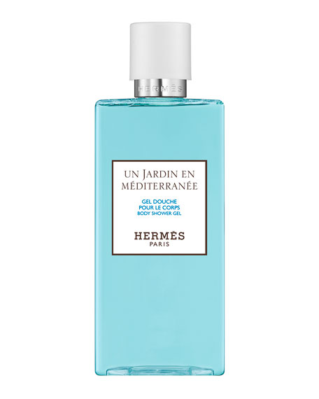 Hermès Un Jardin En Mediterranee Body Shower Gel,