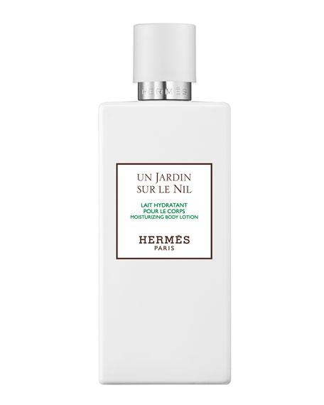 Hermes HERM�S Un Jardin Sur Le Nil Moisturizing