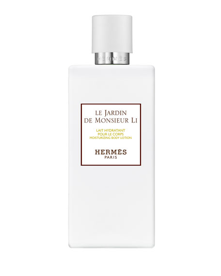 Le Jardin de Monsieur Li Moisturizing Body Lotion, 6.5 oz./ 192 mL