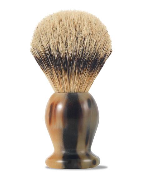 The Art of Shaving Horn Fine Shaving Brush