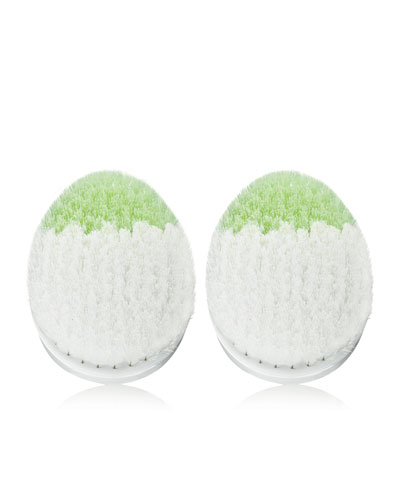 Clinique Sonic System Purifying Cleansing Brush Head, 2-Pack