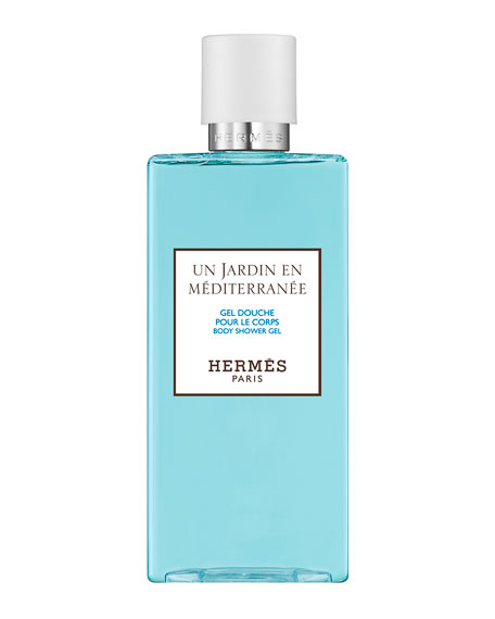 hermes un jardin en m diterran e body shower gel 6 5 oz. Black Bedroom Furniture Sets. Home Design Ideas