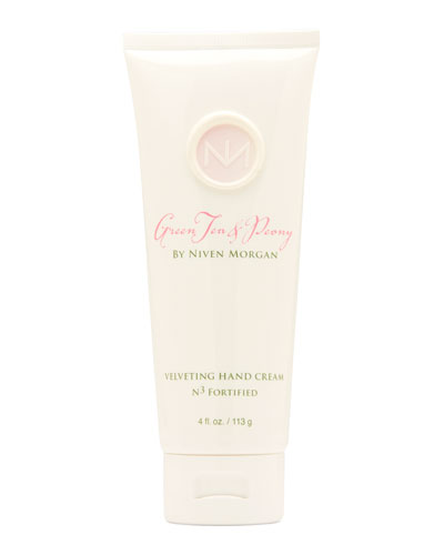 Green Tea & Peony Hand Cream  4 oz.