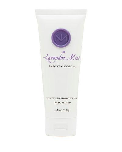 Lavender Mint Hand Cream, 4 oz.