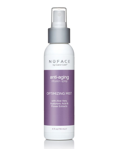 NuFace Optimizing Mist Anti-Aging Infusion Spray, 4 oz.