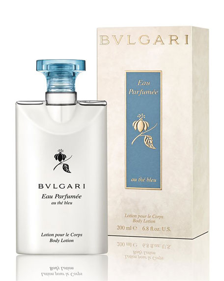 BVLGARI Eau Parfumée Au Thé Bleu Body Lotion,