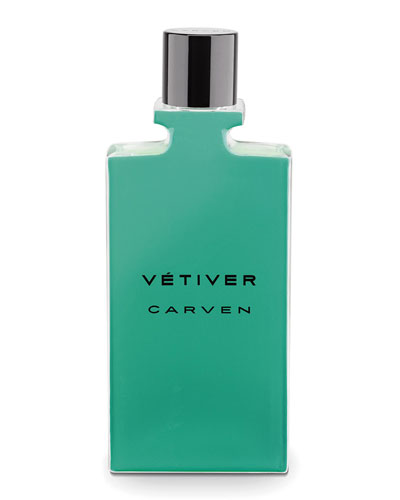 Carven Vetiver Eau de Toilette Spray, 100 mL