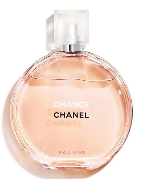 <b>CHANCE EAU VIVE </b><br>Eau de Toilette Spray, 1.7 oz./ 50 mL
