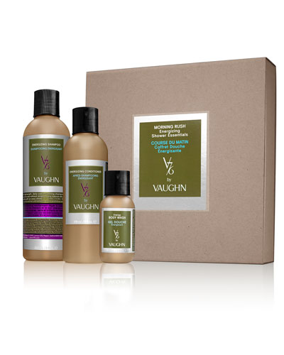 Morning Rush Energizing Shower Essentials Set