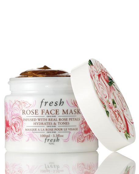 Fresh Limited Edition Rose Face Mask Designed by Jo Ratcliffe, 3.4 oz.