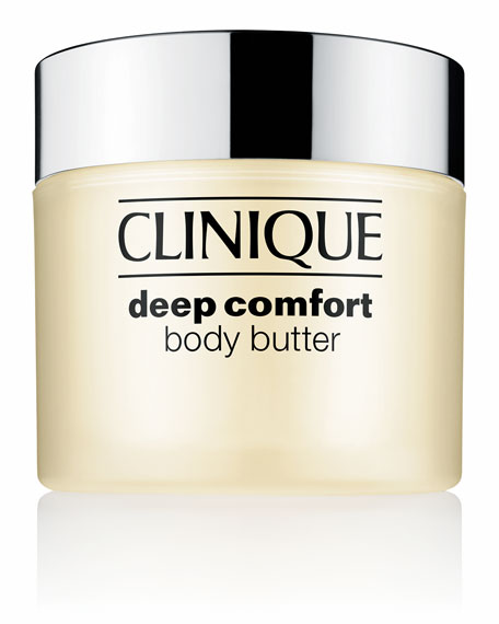 Clinique Deep Comfort Body Butter, 6.7 oz.