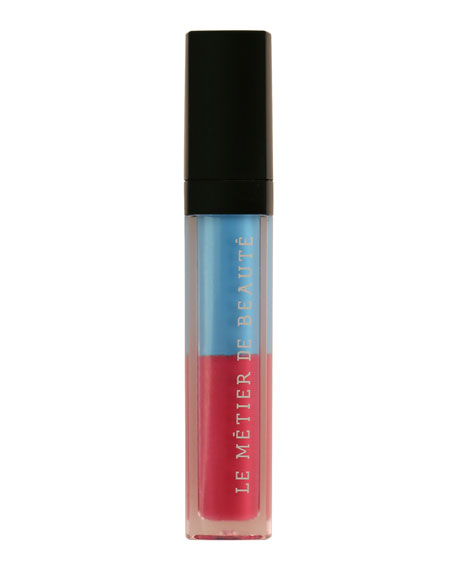 Genus Strelitzia - Dual Lip Gloss