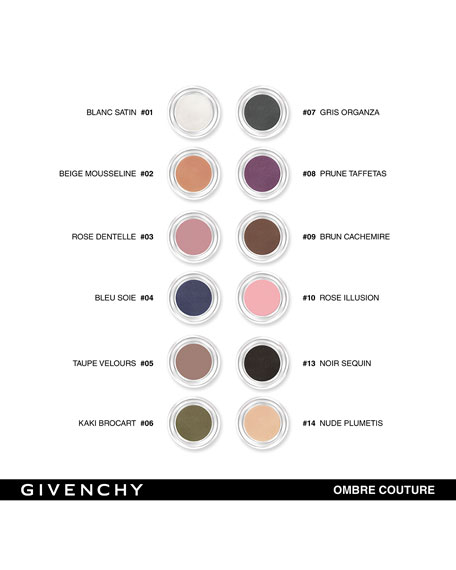 Ombre Couture Eyeshadow<br>