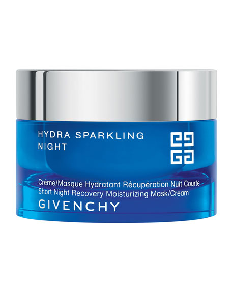 Givenchy Hydra Sparkling Night Recovery Moisturizing Mask and