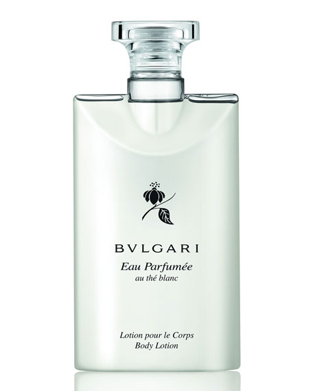 BVLGARI Eau Parfum??e Au Th?? Blanc Body Lotion,