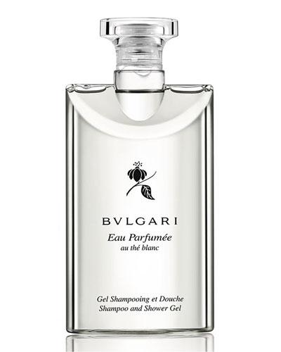 Eau Parfumée Au Thé Blanc Shampoo and Shower Gel  6.8 oz.
