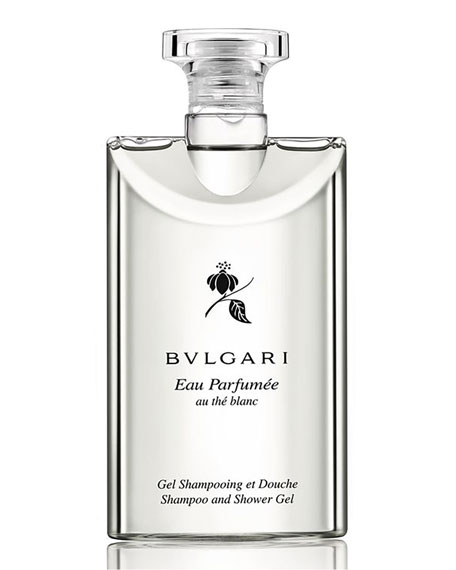 BVLGARI Eau Parfum??e Au Th?? Blanc Shampoo and