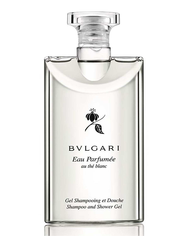 BVLGARI Eau Parfumée Au Thé Blanc Shampoo and Shower Gel, 6.8 oz ... cb39ced7238