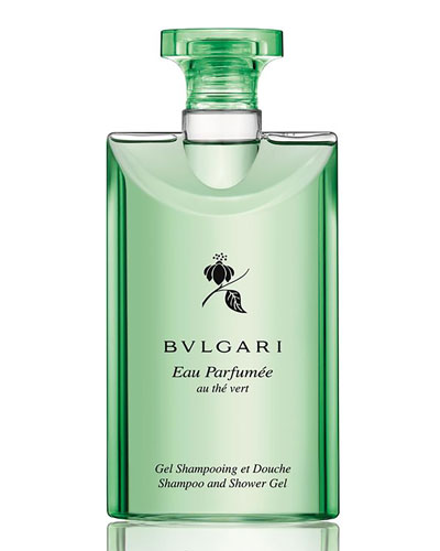 Eau Parfumée Au Thé Vert Bath and Shower Gel, 6.8 fl. oz.