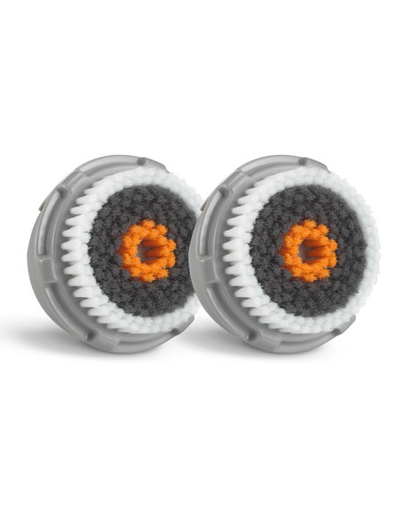 Clarisonic Brush Head Alpha Cleanse, 2 Pack