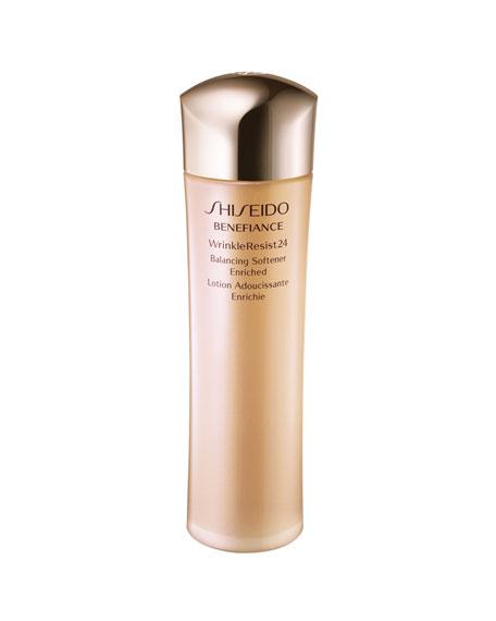 Shiseido Benefiance WrinkleResist24 Enriched Balancing Softener,