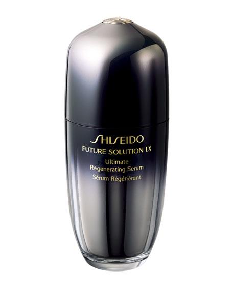 Gentleman/Lady Shiseido Future Solution LX Ultimate Regenerating Regenerating Regenerating Serum, 30 mL  Quality Assurance ef9894