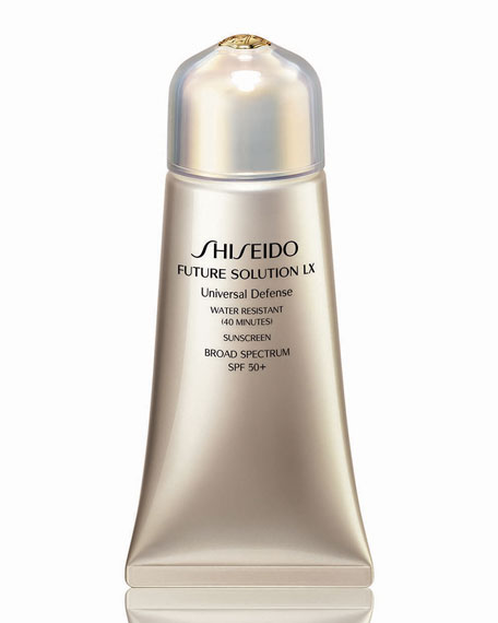 Shiseido Future Solution LX Universal Defense SPF 50+,