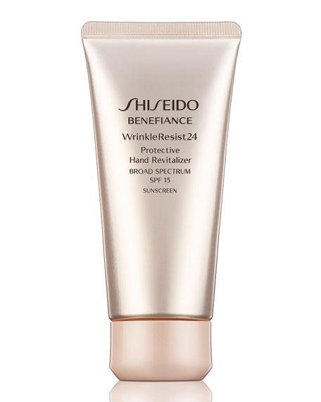 Shiseido Benefiance WrinkleResist24 Protective Hand Revitalizer