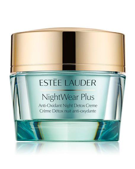 NightWear Plus Anti-Oxidant Night Detox Crème, 1.7 oz.