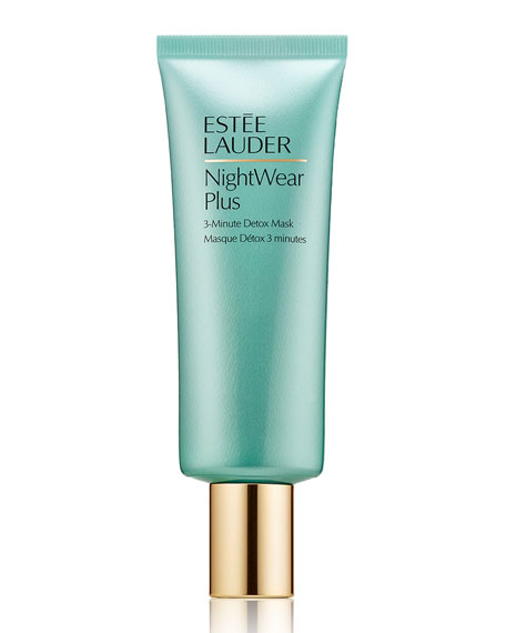 Estee LauderNightWear Plus 3-Minute Detox Mask, 2.5 oz.