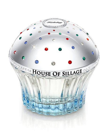House of Sillage Holiday Signature, 2.5 oz./ 75